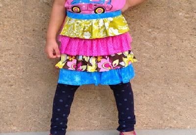 #sewing #pattern #apron #stitching #girls #women #easy #ruffled #tutorial