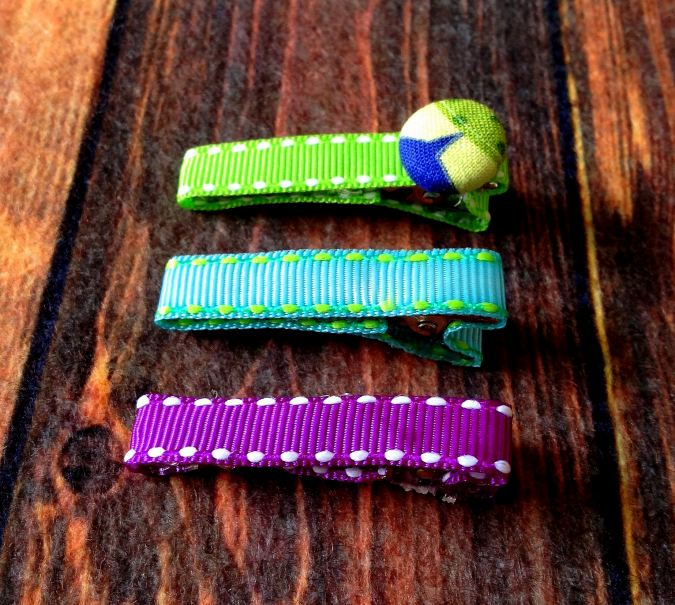 how to line alligator clips