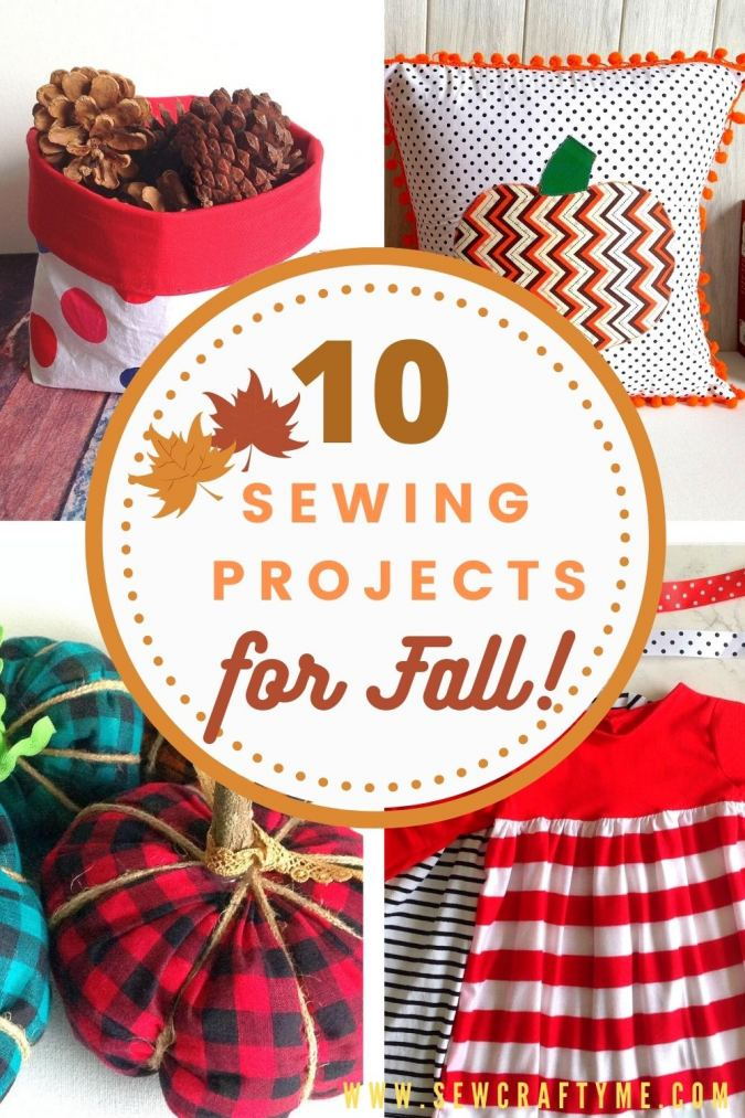 easy fall sewing projects