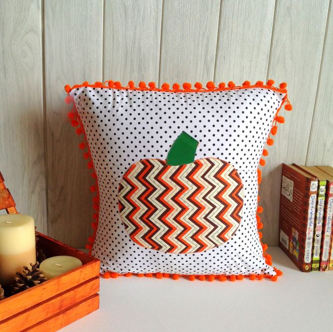 Easy DIY Fall Pillow