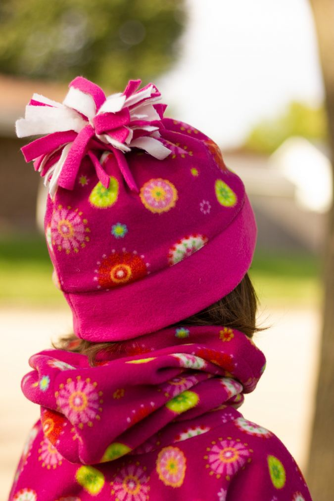 25 Free Fleece Sewing Projects for Women and Children