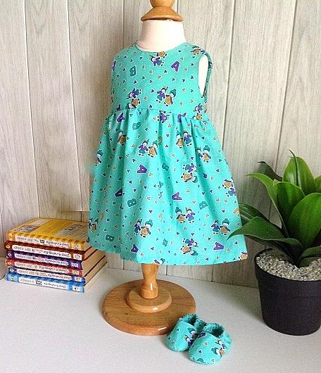 Baby Dress Pattern