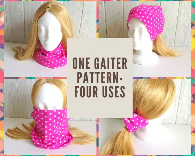Gaiter Mask Pattern