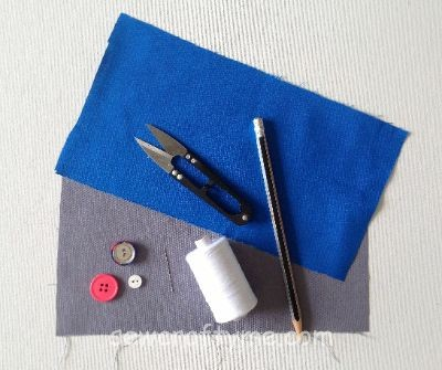 How to Sew Buttons the Easy Way