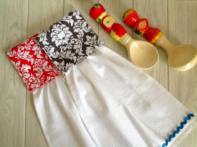 Hanging Towel Pattern