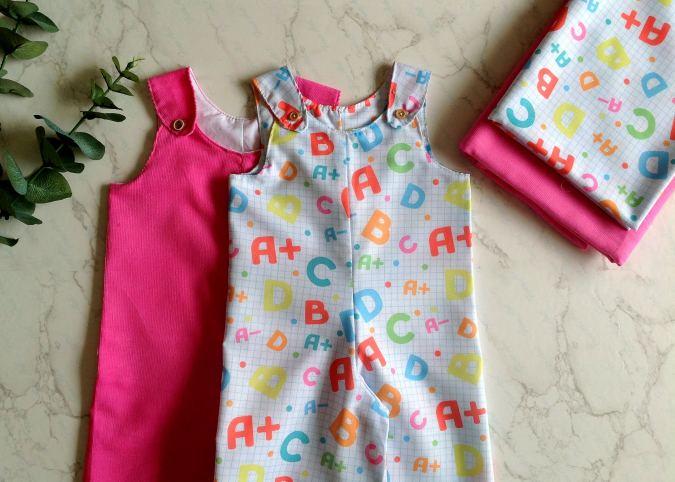 Baby Romper Pattern