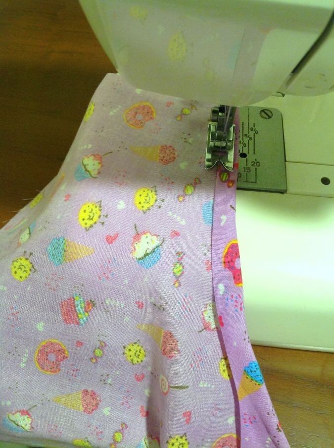 How to sew flutter bloomers for baby