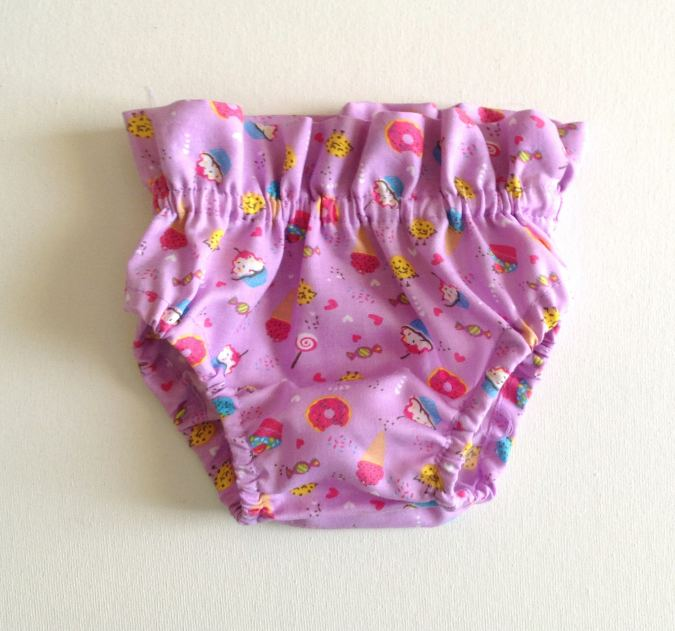 baby flutter bloomers sewing pattern