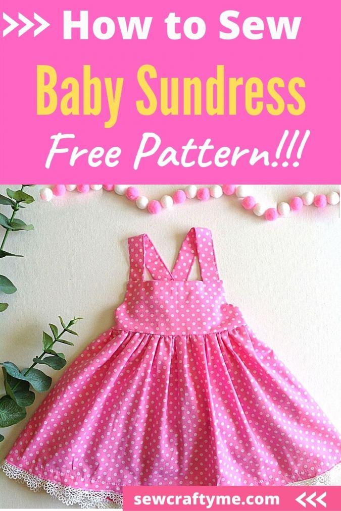 Free Baby Sundress Sewing Pattern