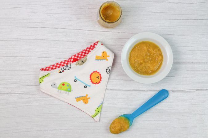 Baby Bandana Bib Sewing Pattern