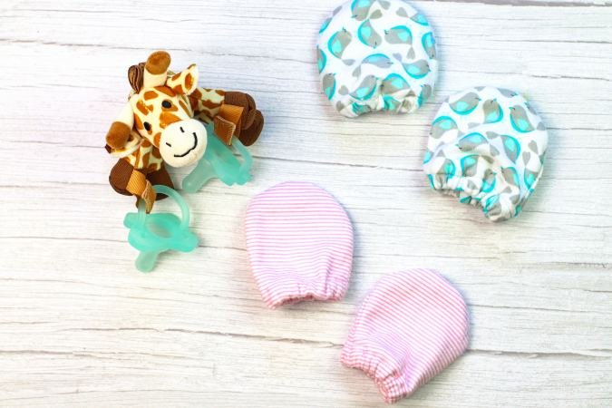 Mittens Sewing Pattern